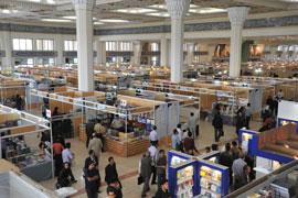 گفتگو کتاب هفته با محمد جوادی در بیستوششمین نمایشگاه بینالمللی کتاب